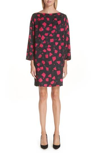 Marc Jacobs Spot Print Shift Dress, Pink