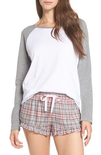 Ugg Charly Short Pajamas, Pink