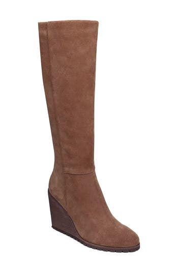 Splendid Cleveland Wedge Boot, Brown