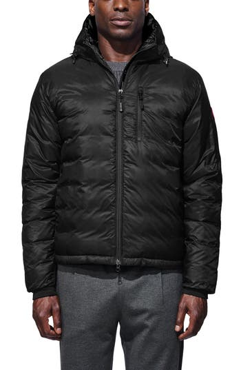 Canada Goose Lodge Slim Fit Packable Down Jacket