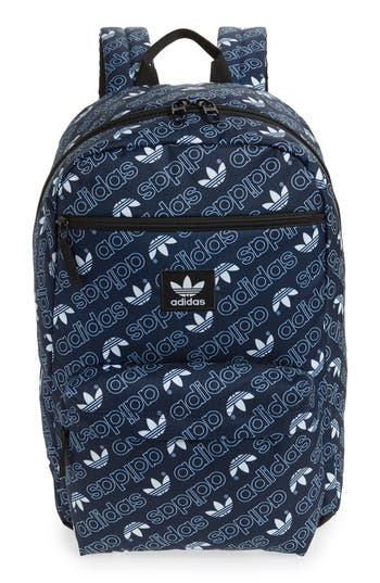 Adidas Originals Monogram National Backpack - Blue