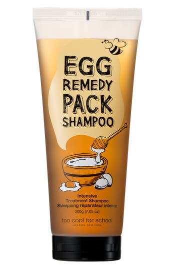 TOO COOL FOR SCHOOL Egg Remedy Pack Shampoo