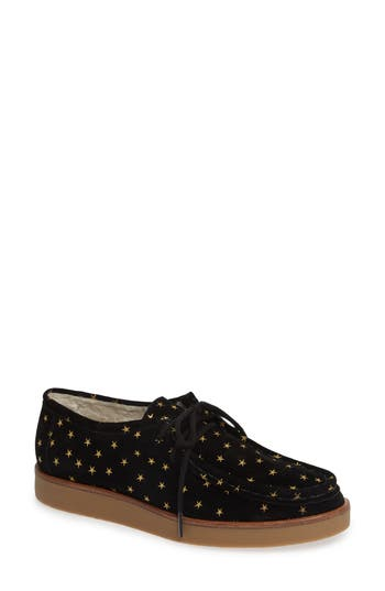 The Scout Star Sneaker, Black
