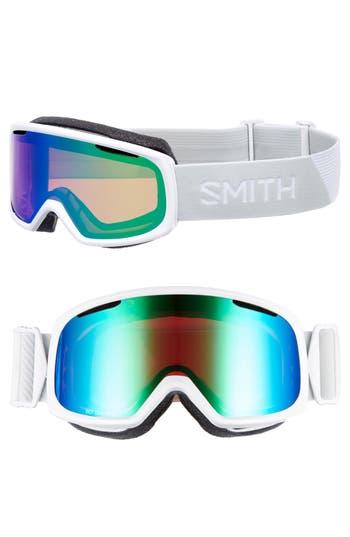 Riot Chromapop 180Mm Snow/Ski Goggles - White Vapor