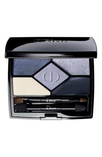 Dior '5 Couleurs Designer' Makeup Artist Tutorial Palette - 208 Navy Design