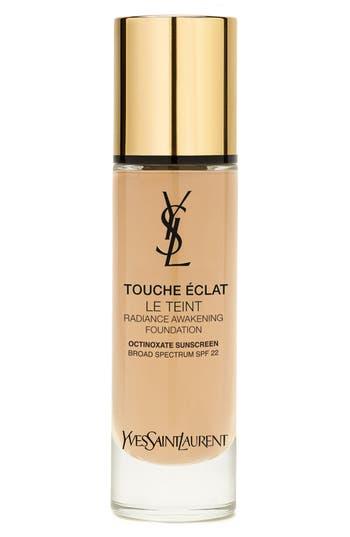 Yves Saint Laurent Touche Eclat Le Teint Radiance Awakening Foundation Spf 22 - B30 Almond