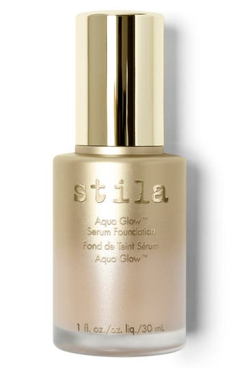 Stila 'Aqua Glow' Serum Foundation - Fair