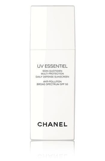 Chanel Uv Essentiel Multi-Protection Daily Defense Sunscreen Anti-Pollution Broad Spectrum Spf 50