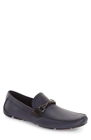 Men's Salvatore Ferragamo GranprixDriving Shoe