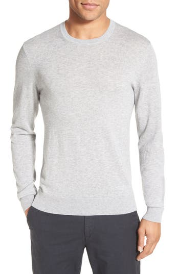 Men's Burberry Brit Richmond Cotton & Cashmere Sweater