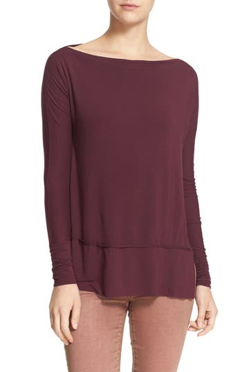 Women's Free People 'Luna' Long Sleeve Tee