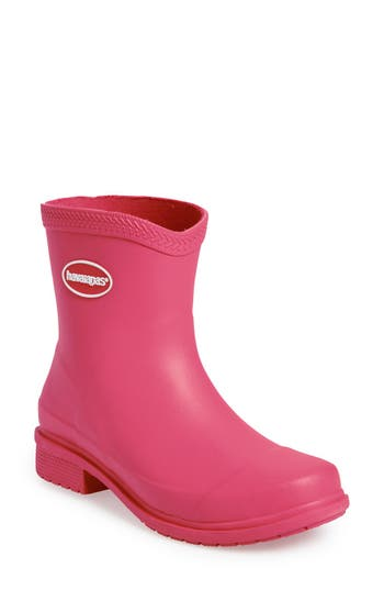 Women's Havaianas 'Galochas Low Matte' Waterproof Rain Boot