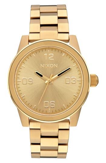 Women's Nixon G.i. Bracelet Watch, 36Mm