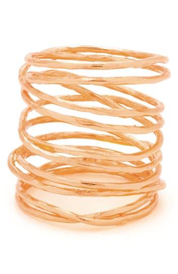 Women's Gorjana 'Lola' Coil Ring
