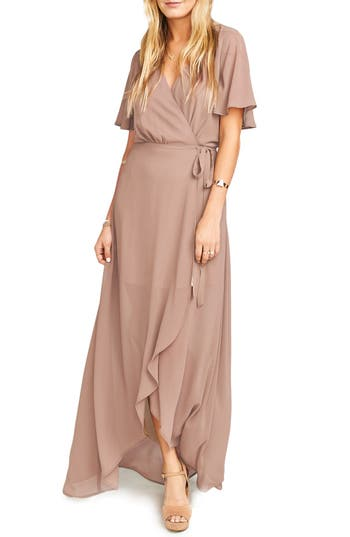 Women's Show Me Your Mumu Sophia Wrap Dress