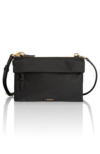 Tumi Voyageur - Tristen Nylon Crossbody Bag - Black