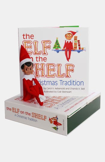 Carol Aebersold And Chanda Bell 'The Elf On The Shelf: A Christmas Tradition(TM)' Book & Elf