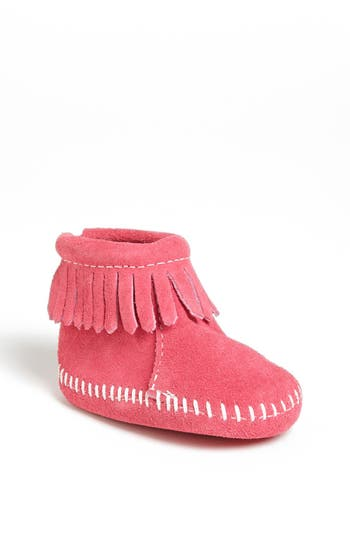 Infant Girl's Minnetonka Bootie