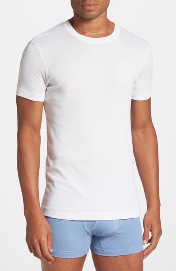 Men's 2(X)Ist Pima Cotton Crewneck T-Shirt