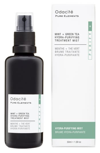 Odacité Mint + Green Tea Hydra-Purifying Treatment Mist