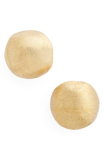 Women's Marco Bicego 'Africa Gold' Nugget Earrings
