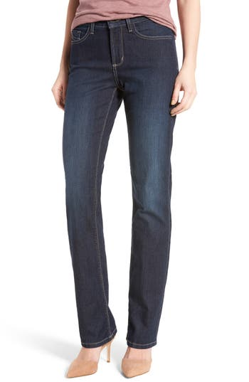 Women's Nydj Marilyn Stretch Straight Leg Jeans