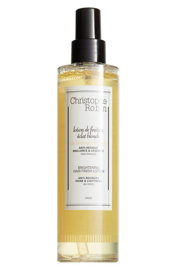 Space.nk.apothecary Christophe Robin Brightening Hair Finish Lotion With Fruit Vinegar, Size