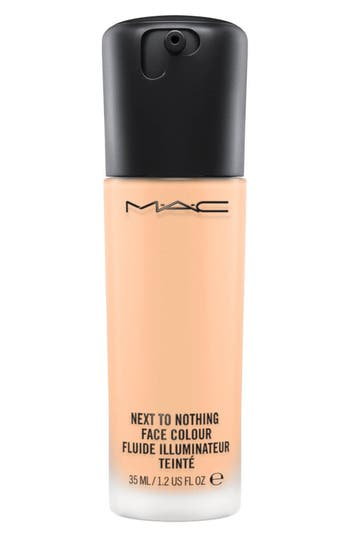 MAC Next To Nothing Face Colour - Light Plus