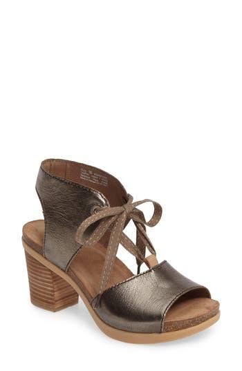 Women's Dansko Dez Lace-Up Sandal