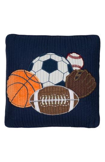 Levtex Ivan Sports Accent Pillow, Size One Size - Blue