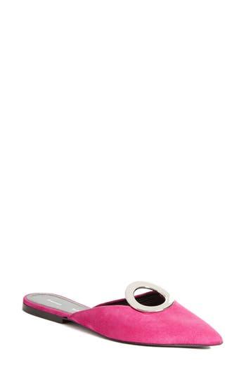 Women's Proenza Schouler Pointy Toe Mule, Size 6US / 36EU - Pink
