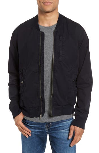 Mens Cotton Bomber Jacket | Nordstrom