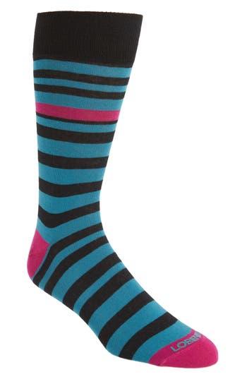 Men's Lorenzo Uomo Stripe Socks