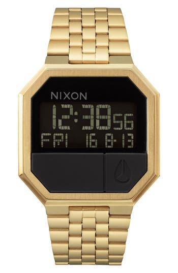 Nixon Rerun Digital Bracelet Watch, 39Mm