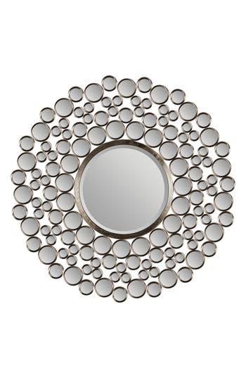 Renwil Andromeda Round Mirror, Size One Size - Metallic
