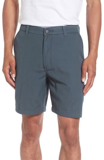 Quiksilver Waterman Collection Shortie Chino Shorts, Grey