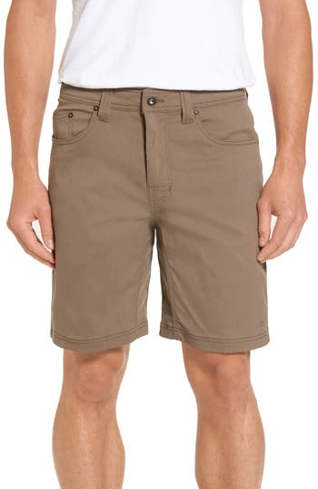 Brion Slim Fit Shorts