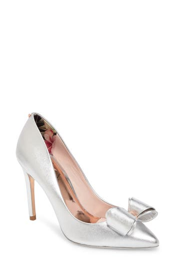 Ted Baker  AZELINE BOW PUMP