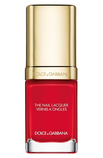 Dolce & gabbana Beauty 'The Nail Lacquer' Liquid Nail Lacquer - Lover 630