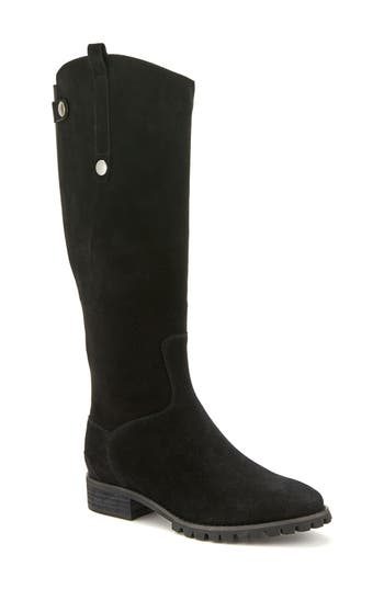 Women's Blondo Pakita Waterproof Riding Boot, Size 6 M - Black