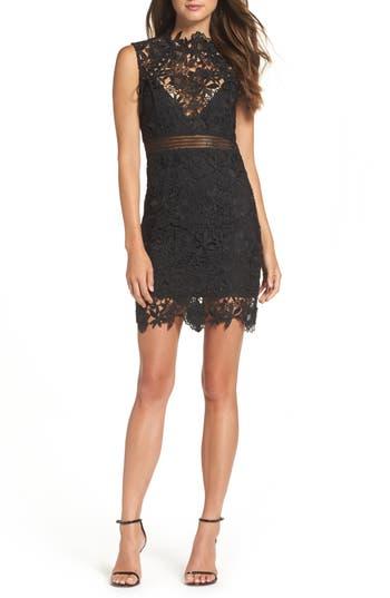 Women's Bardot Paris Lace Body-Con Dress
