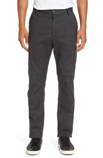 Zachary Prell Rainer Cargo Pants, Grey