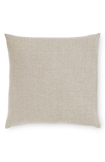 Sferra Perlo Accent Pillow, Size One Size - Beige