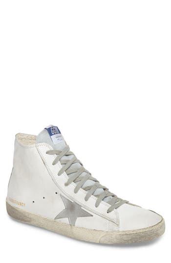 Men's Golden Goose Francy High Top Sneaker