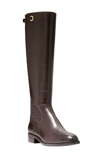 Cole Haan Simona Tall Boot, Brown