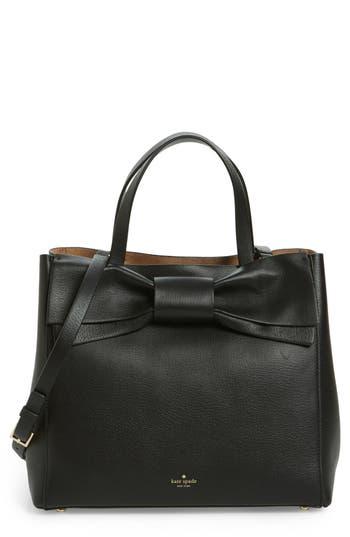 Kate Spade New York Olive Drive - Brigette Leather Satchel -