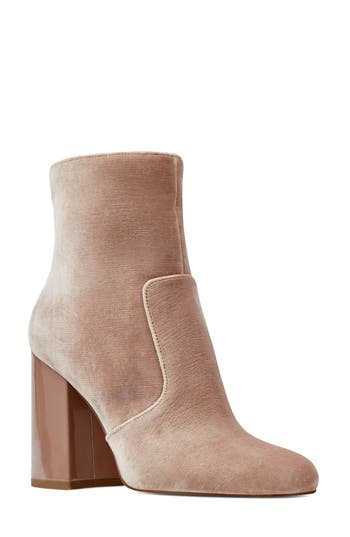 Nine West Jilene Bootie, Brown
