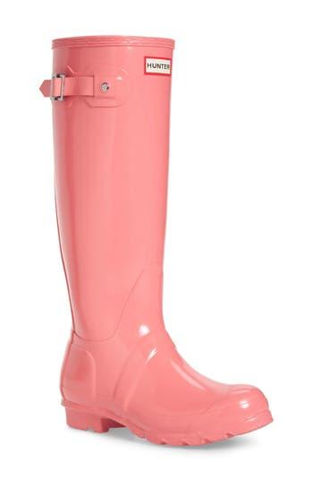 Hunter Original High Gloss Boot Women Nordstrom