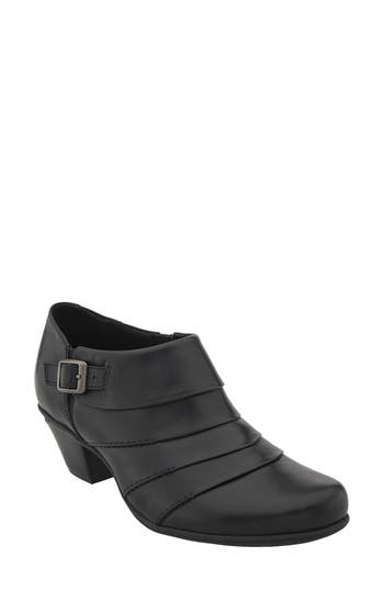 Earth Dawn Bootie- Black