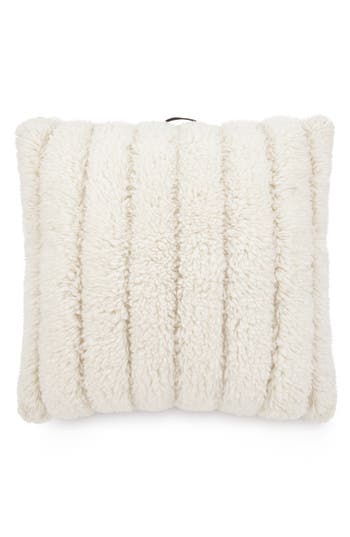 Ugg Tufty Yarn Pillow, Size One Size - Beige
